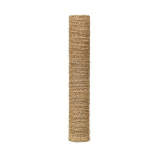 "EK 20"" Sea Grass Scratcher Replacement/Extension Post w/Hardware - 1 Pack"