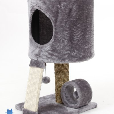 Perch Condo - Grey
